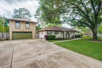 Spring Single Family Home For Sale: 5411 Brantley Lane