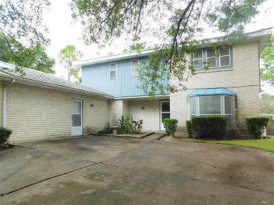 Houston Single Family Home For Sale: 6030 Lawn Lane