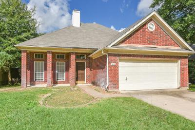Tomball Single Family Home For Sale: 16018 Lakestone Drive