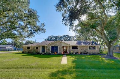 Needville TX Single Family Home For Sale: $235,500
