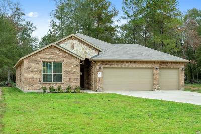 Conroe TX Single Family Home For Sale: $335,000