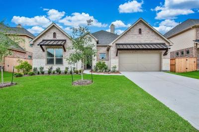 Deer Park Single Family Home For Sale: 3817 White Wing Ln