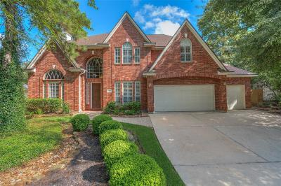 The Woodlands TX Single Family Home For Sale: $589,000