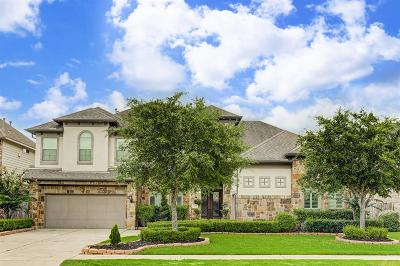 Sugar Land Single Family Home For Sale: 2707 Sentry Oak