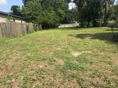 Residential Lots & Land For Sale: 1042 Junell Street