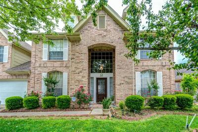 Pearland Single Family Home For Sale: 1805 Oak Lake Circle