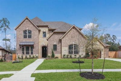 Tomball Single Family Home For Sale: 418 Mill Creek