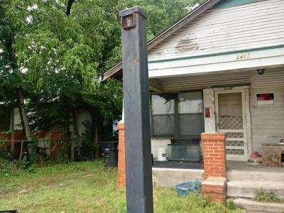 Houston Single Family Home For Sale: 3407 Providence Street