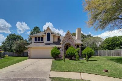 League City Single Family Home For Sale: 5405 Carefree Circle