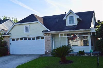 Houston Single Family Home For Sale: 3238 Westwick Drive