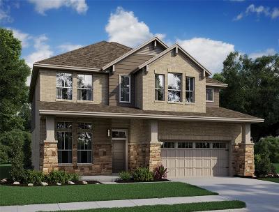 Humble Single Family Home For Sale: 15854 Weston Ridge Drive
