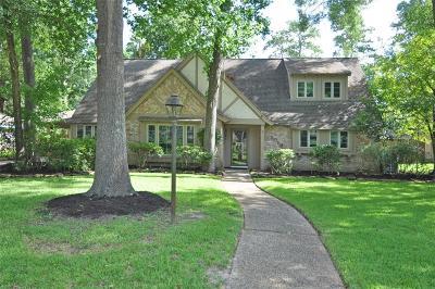 Kingwood Single Family Home For Sale: 2019 Lazy Grove Drive