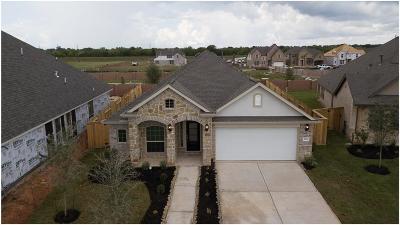 Missouri City Single Family Home For Sale: 2215 Amelia Way Drive
