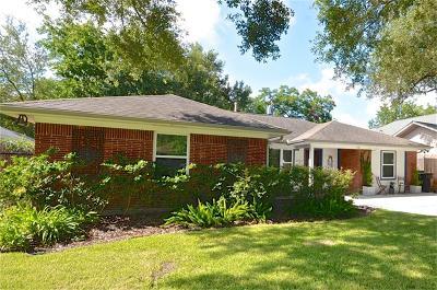 Houston Single Family Home For Sale: 6213 Carew Street