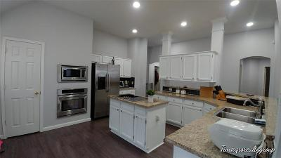 Missouri City Single Family Home For Sale: 3418 Plymouth Pointe Ln