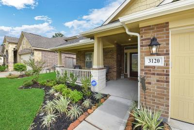 Conroe Single Family Home For Sale: 3120 Copeland Bend Lane