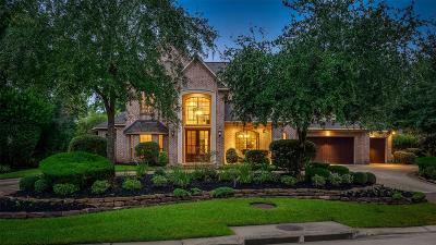 The Woodlands TX Single Family Home For Sale: $995,000