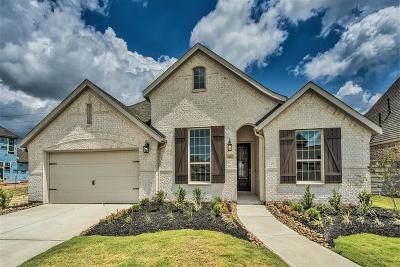 Manvel Single Family Home For Sale: 2811 Maple Oak