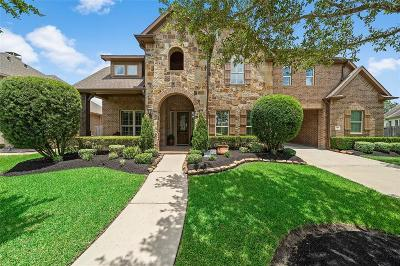 Friendswood Single Family Home For Sale: 2107 Matagorda Lane