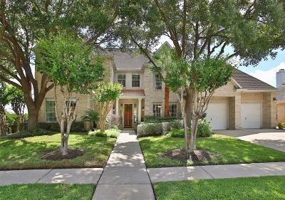 Houston Single Family Home For Sale: 1503 Darnley Lane