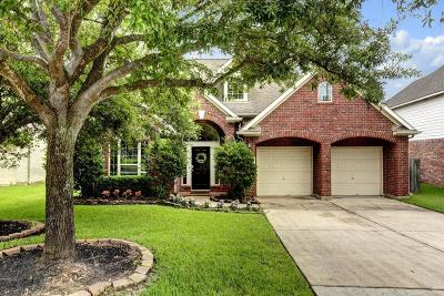 Spring Single Family Home For Sale: 23214 Wolfs Crossing Court