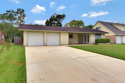 League City Single Family Home For Sale: 603 Newport Boulevard