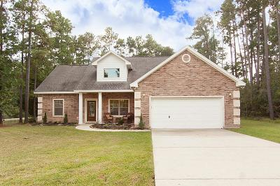 Single Family Home For Sale: 14707 Winding Hill Drive