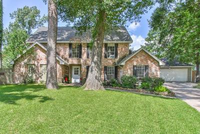 Kingwood Single Family Home For Sale: 2907 Redwood Lodge Drive