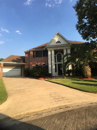 Spring Single Family Home Pending Continue to Show: 18507 Cabaniss Circle