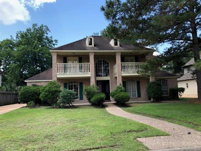 Houston Single Family Home For Sale: 15307 T C Jester Boulevard