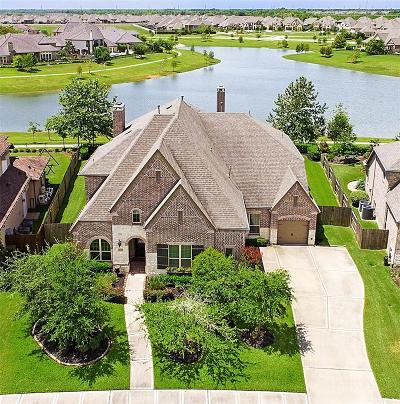 Friendswood Single Family Home For Sale: 1126 Rymers Switch Lane