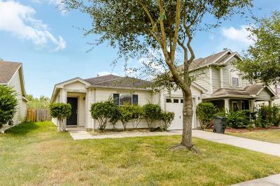 Humble Single Family Home For Sale: 20919 Gastonbury Lane