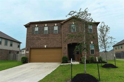Pearland Single Family Home For Sale: 3602 Alston Place