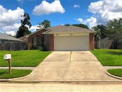 Tomball TX Single Family Home For Sale: $165,000