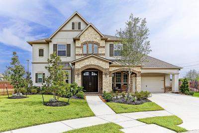 Tomball Single Family Home For Sale: 10902 Lost Stone Drive