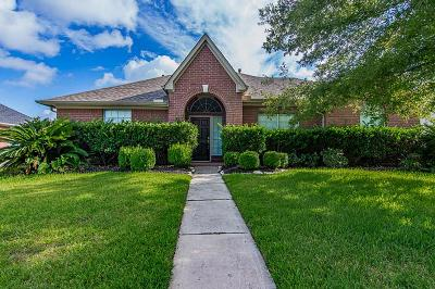 Tomball Single Family Home For Sale: 11730 Spring Path Court