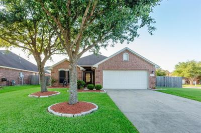 Pearland Single Family Home Option Pending: 3413 Ivy Arbor Lane