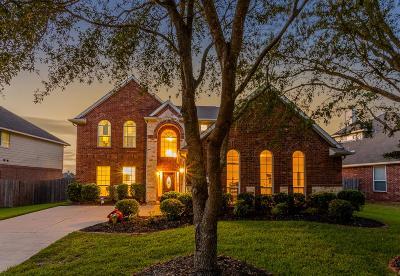 Missouri City Single Family Home For Sale: 5811 Buffalo Gap