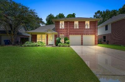 Spring Single Family Home For Sale: 17802 Telegraph Creek Drive