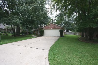 Montgomery Single Family Home For Sale: 12103 Browning Drive