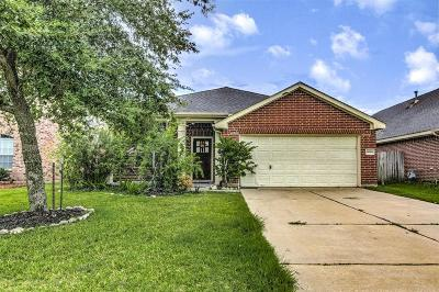 Rosenberg Single Family Home For Sale: 8614 Pamunky Lane