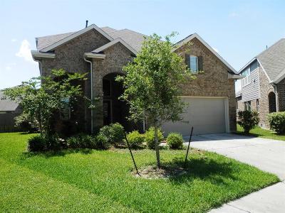 Humble Single Family Home For Sale: 17210 Upper Ridge Lane