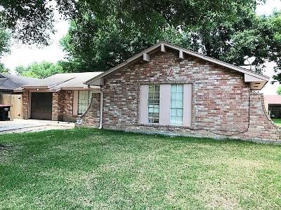 Houston Single Family Home For Sale: 1018 Progreso Drive