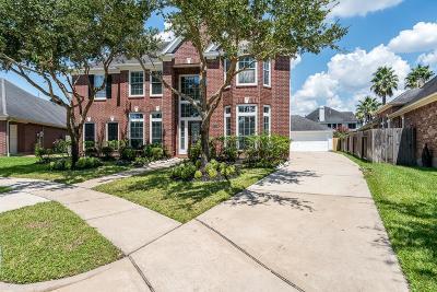Richmond Single Family Home For Sale: 3726 Worthington Lake Drive