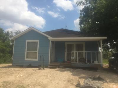 Single Family Home For Sale: 2716 Harrington Street
