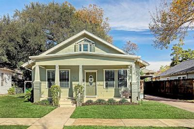 Houston Single Family Home For Sale: 305 Teetshorn Street