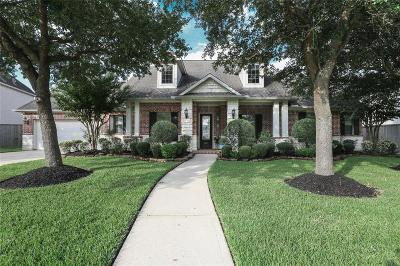 League City Single Family Home For Sale: 2576 Costa Mesa Circle