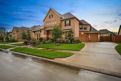 Single Family Home For Sale: 17109 Sandy Bottom Pond Lane