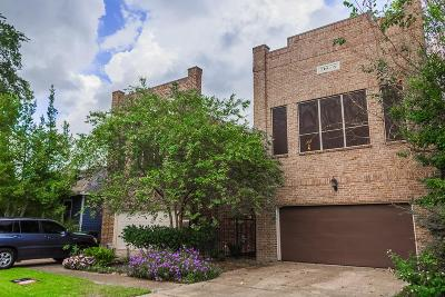 Houston Single Family Home For Sale: 716 A Waverly Street #A