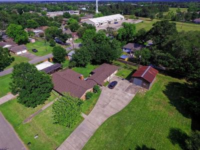 Tomball Single Family Home For Sale: 705 Clayton Street